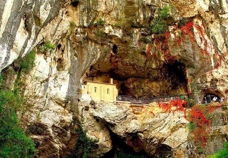Campamento Aventura y Náutica en Santander: Santuario Covadonga