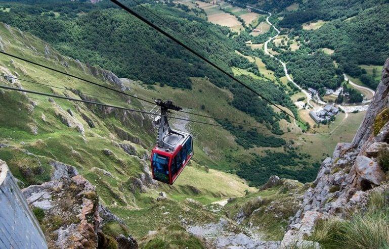 Campamento Aventura y Náutica en Santander: Excursión a Fuente De