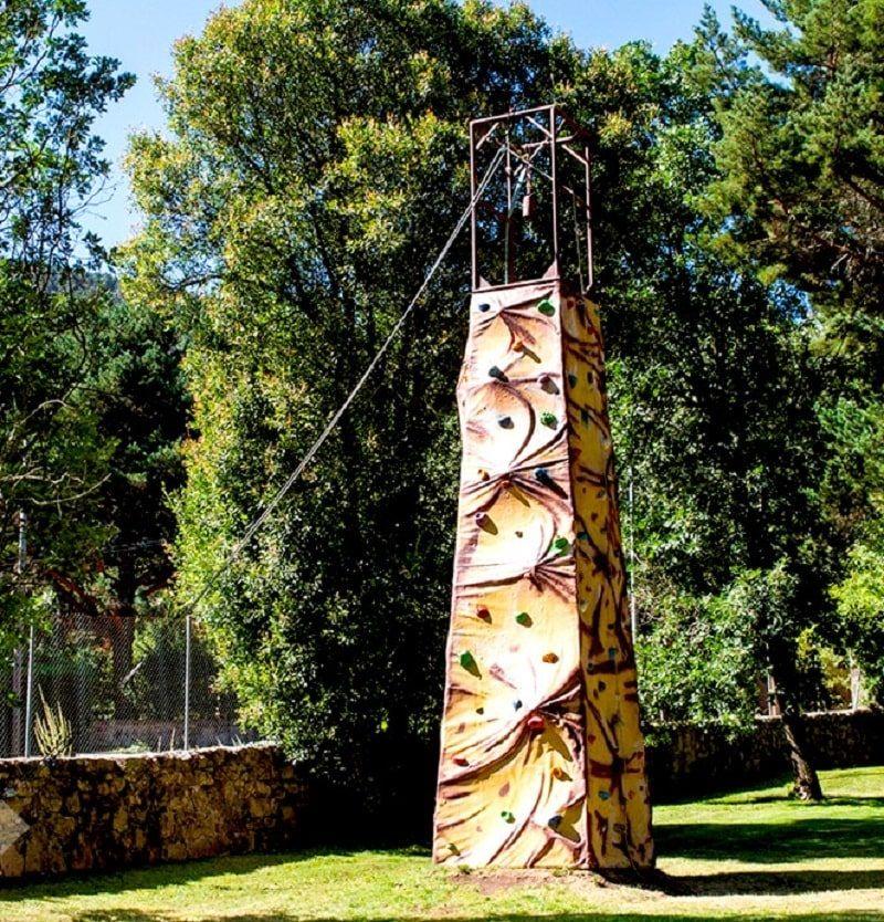 Campamento Aventura y Náutica en Santander: Rocódromo