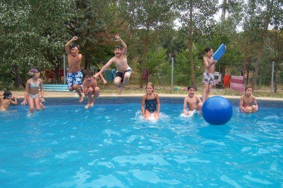 Campamento de verano Multiaventura con Inglés